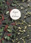 Plantes de Noël_Le gui et le houx