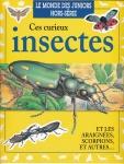 Les araignées Affiche insectes et autres bêtes